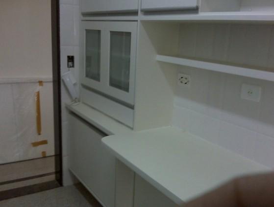 Móveis sob Medida para Cozinha Preço Vila Parque São Jorge - Armário sob Medida