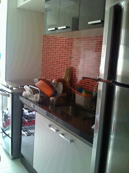 Onde Encontro Cozinha Pequena Planejada Apartamento Imirim - Cozinhas Pequenas Planejadas