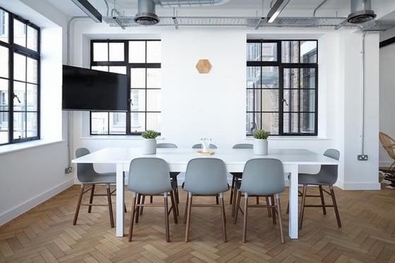 Onde Encontro Mesa para Escritório Jardim Leonor Mendes de Barros - Mobiliário Corporativo