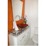 armário de banheiro sob medida preço Bela Vista