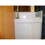 armário de banheiro sob medida valor Higienópolis