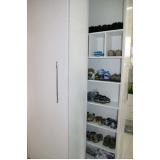 armários planejados para quarto Vila Parque São Jorge