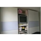 armários planejados quarto preço Conjunto Haddad