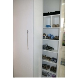 armários planejados quarto Pompéia