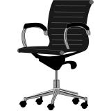 cadeira para escritório Vila Marisa Mazzei