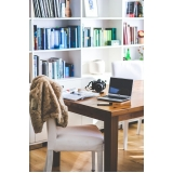 cadeiras para escritório Vila Ribeiro de Barros
