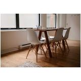 mesa de escritório preço Ibirapuera