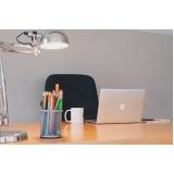 mesa para escritório preço Glicério