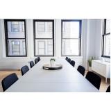 mesa para escritório Conjunto Haddad