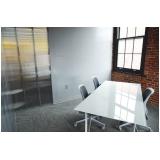 mobiliário de escritório preço Higienópolis