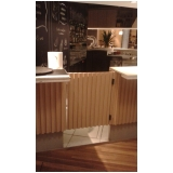 móveis de cozinha sob medida Chora Menino
