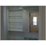 onde encontro armário de banheiro sob medida Cantareira