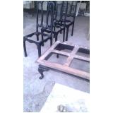 onde encontro restauro de móveis Jardim Textília