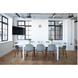 quanto custa móveis para escritório Jardim Leonor Mendes de Barros